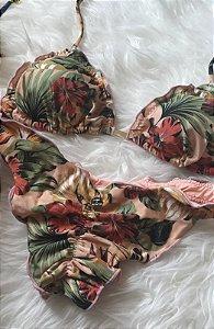Biquini - Ripple - Hibiscus