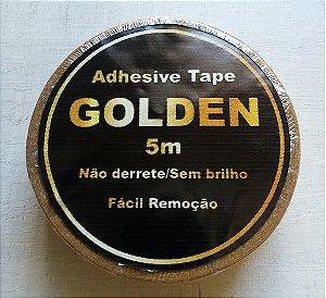 Fita Adesiva para Próteses Capilares - GOLDEN - 5 metros