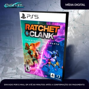 Ratchet & Clank: Rift Apart PS5 Mídia Digital