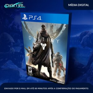 Destiny - Mídia Digital Ps4