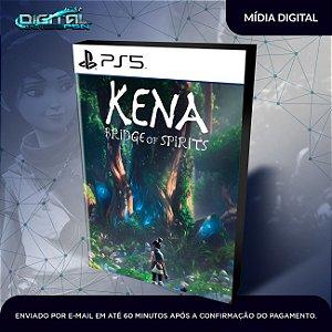 Kena Bridge Of Spirits PS5 Mídia Digital
