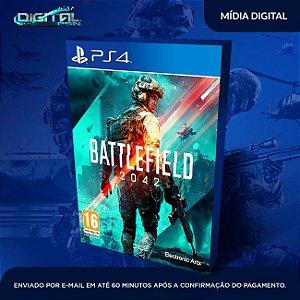 Battlefield 2042 PS4 Mídia Digital