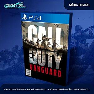 Call of Duty Vanguard PS4 Mídia Digital