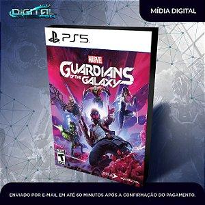 Guardiões da Galáxia PS5 Mídia Digital