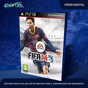 Fifa 14 Narração Tiago e Caio Ps3 Mídia Digital