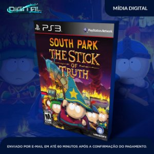 South Park The Stick Of Truth Ps3 Mídia Digital