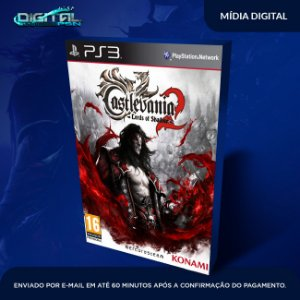 Castlevania Lords Of Shadow 2 + mirror of fate Mídia Digital