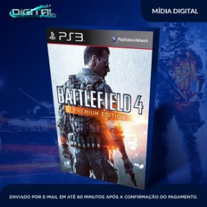 Add -  Premium Battlefield IV DLC PS3 Digital