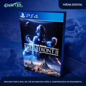 STAR WARS™ Battlefront  2 Ps4