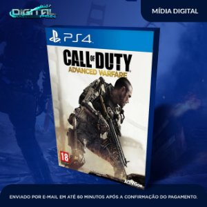Call of Duty Advanced Warfare - Day Zero Edition Ps4 Midia Digital