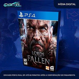 Lords of the Fallen PS4 Mídia Digital