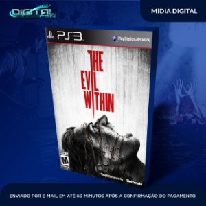 The Evil Within Ps3 Mídia Digital