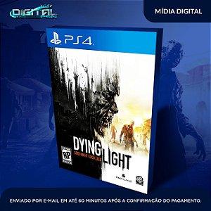 Dying Light PS4 Mídia Digital