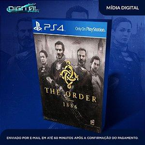The Order 1886 PS4 Mídia Digital