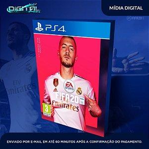 EA SPORT FIFA 20 FIFA 2020 ORIGINAL Envio digital IMEDIATO PROMOÇÃO