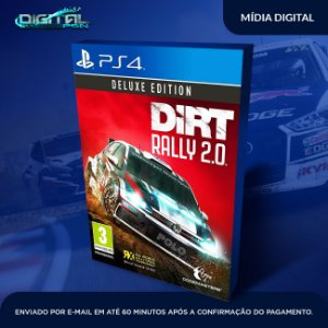 DiRT Rally 2.0: Year One Pass PS4 Mídia Digital