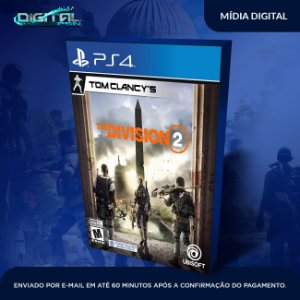 Tom Clancy's The Division 2 Ps4 Game Digital