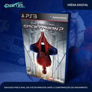 The Amazing Spider Man 2 Ps3 Digital