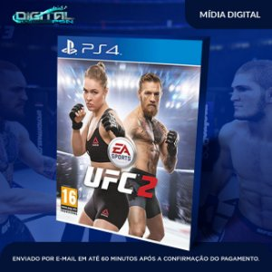 EA SPORTS UFC 2 Mídia Digital Ps4