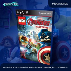 LEGO Marvel's Avengers Standard Mídia Digital Ps3