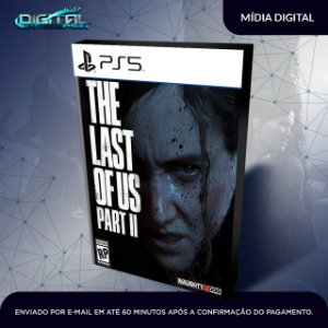 The Last Of Us ll Ps5 Psn Mídia Digital