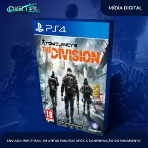 Tom Clancy's The Division Midia Digital Ps4