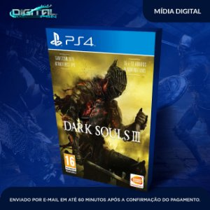DARK SOULS™ III Midia Digital Ps4