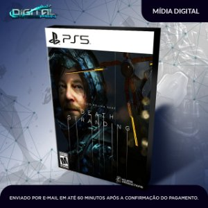 Death Stranding PS5 Mídia Digital Primária