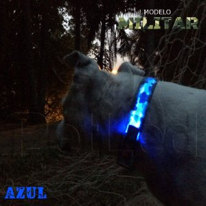 MILITAR AZUL