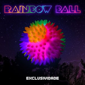 BOLA LED - Rainbow Ball