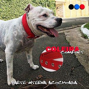 COLEIRA COMFORT P/ CACHORROS