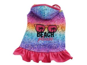 VESTIDO PET - BEACH PLEASE