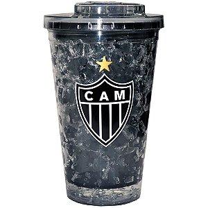 Copo MilkShake 480ML Gel Frozen Atlético