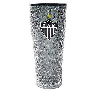 Copo Atlético coca 350ML Gel Bolinha