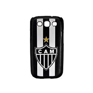 Capa Galaxy SIII Escudo Atlético