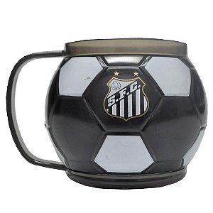 Caneca Mugball Santos FC