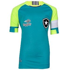 Camisa Botafogo Goleiro Jefferson Juvenil 2016 Topper