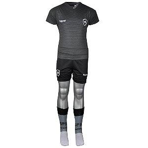 Kit Botafogo Jogo II Infantil 2017 Topper
