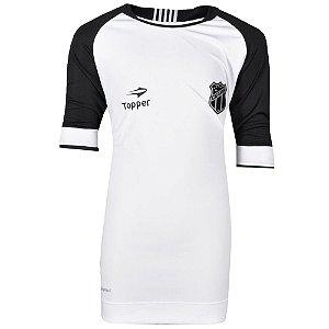 Camisa Ceará Jogo II Juvenil N°10 2016 Topper
