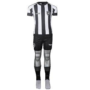 Kit Botafogo Jogo I Infantil 2017 Topper