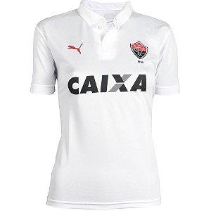 Camisa Vitória Jogo II Feminina 2016 Puma