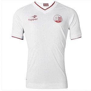 Camisa Náutico Jogo II Nº 10 Plus Size 2016 Topper