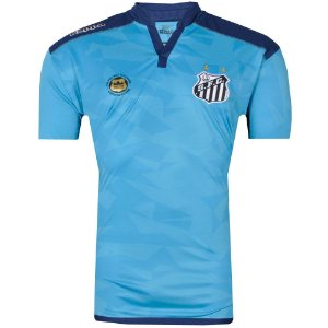 Camisa Santos Goleiro III Official 2016 Kappa