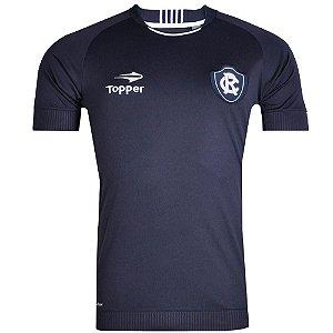 Camisa Remo Jogo I Sem Número 2016 Topper