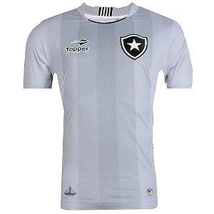 Camisa Botafogo Jogo III Nº 10 2016 Topper