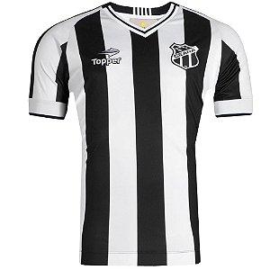 Camisa Ceará Jogo I S/Patrocínio C/Nº 2016 Topper