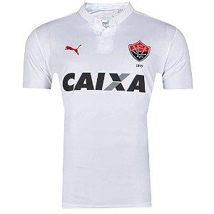 Camisa Vitoria Jogo II Numero 10 Tamanho Especial 2016 Puma