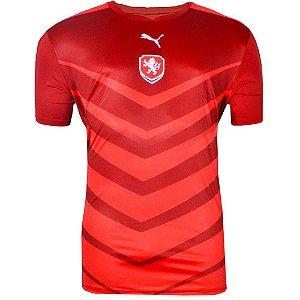 Camisa República Tcheca Jogo I 15/16 Puma
