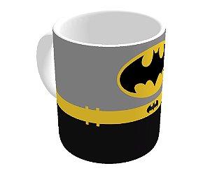 Caneca Roupa do Batman