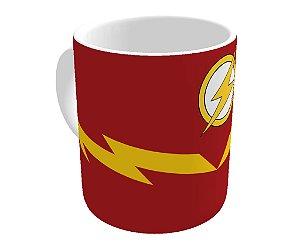 Caneca Roupa do Flash